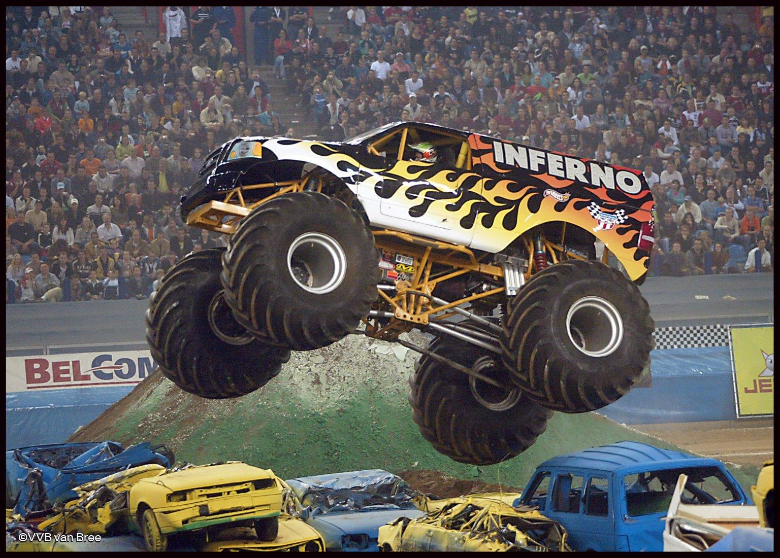 Monsterjam Gelredome